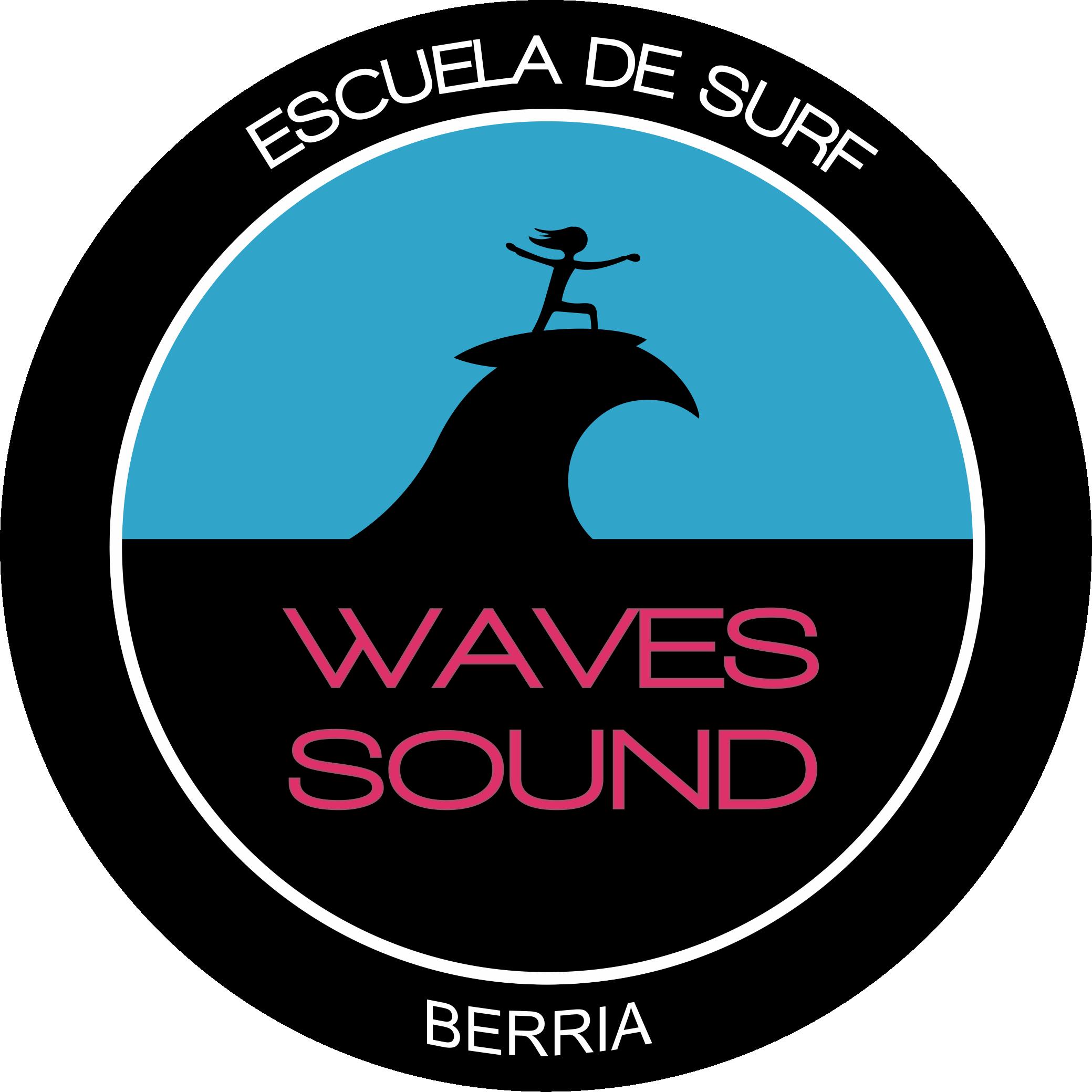Escuela de Surf Waves Sound