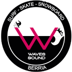 Escuela de Surf Waves Sound